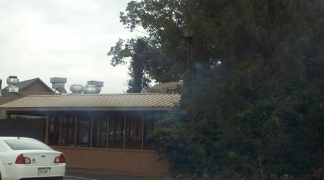 smoke house/dillard, ga/august 2012