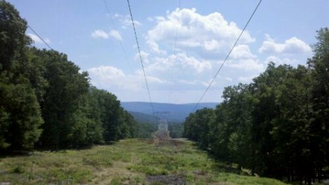 the sights/poconos/july 2012