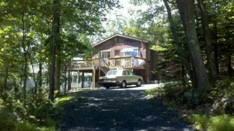 the house/poconos/august 2012