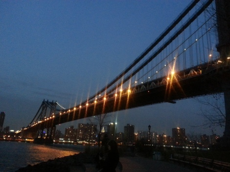 manhattan bridge/bklyn/nov 30, 2012