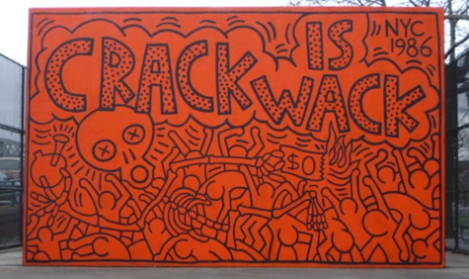 crack is wack mural/harlem, nyc