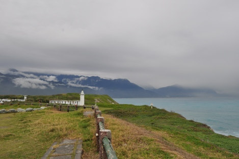 lighthouse/hualien, taiwan/jan 2013