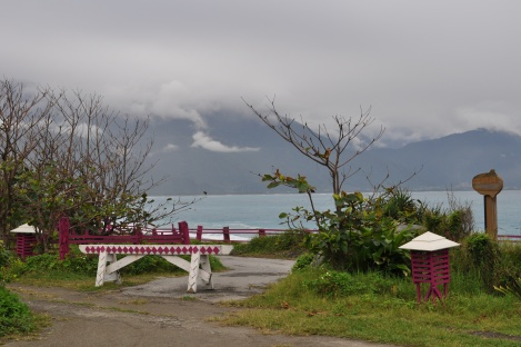 a pen with a view/hualien, taiwan/jan 2013