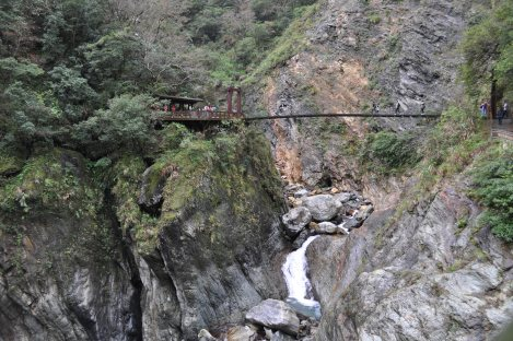 so many bridges/taroko, taiwan/jan 2013