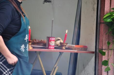 offereings/pingxi, taiwan/jan 2013