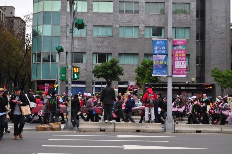 banner/fury rally, taipei/jan 2013
