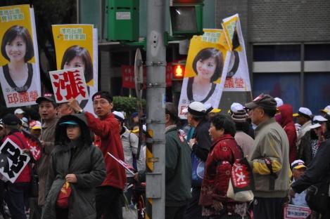 dpp protest/taipei/jan 2013