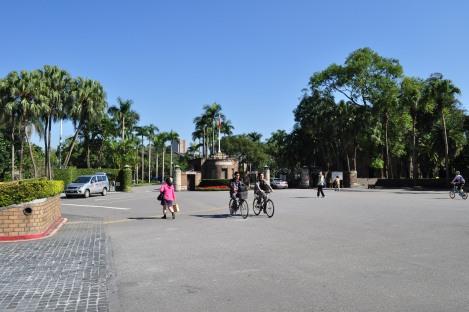 the main gate/taida/dec 2012