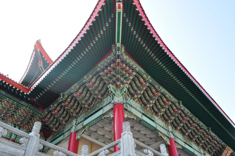 detail of the ornamentation/national concert hall, taipei/dec 2012