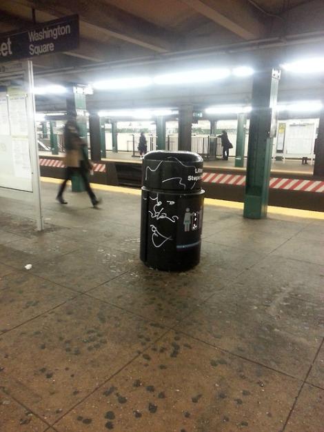w4st station, nyc/dec 2012