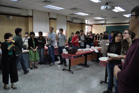 announcements at program feast/iclp, taipei/feb 7, 2013