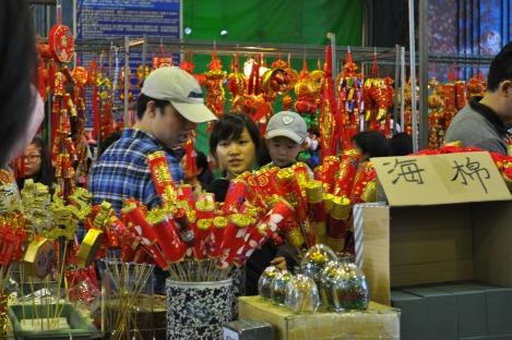 new year prep/da'an, taipei/jan 2013