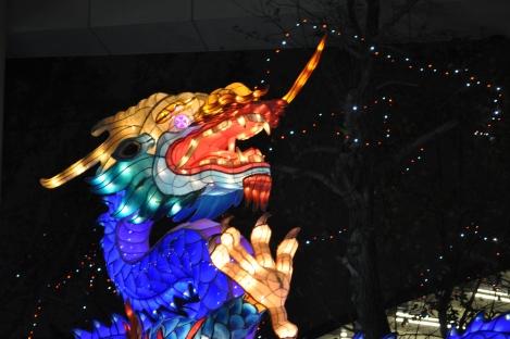 dragon/yuanshan park, taipei/feb 2013