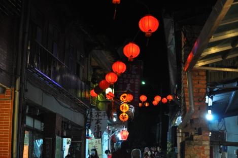 pinxi, taiwan/feb 2013