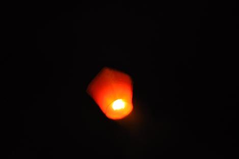 our lantern!/pinxi, taiwan/feb 2013