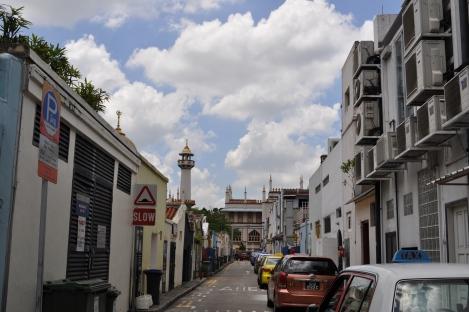 arab quarter, singapore/march 2013