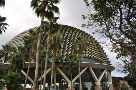 esplanade theatre complex/singapore/march 2013