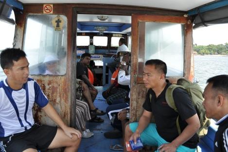 i spy on the bumboat to pulau ubin/singapore/march 2013