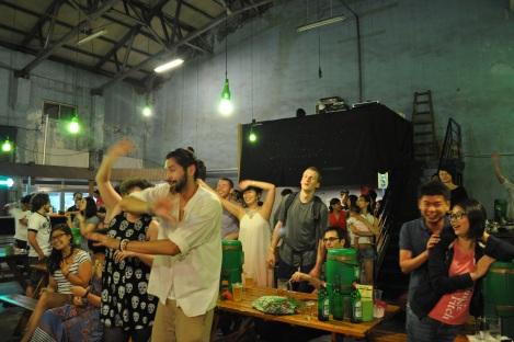 the crew: dancin/346, taipei/may 2013