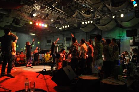 the band/346, taipei/may 2013