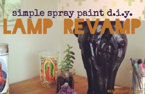 Lamp Revamp @theWokeVillager